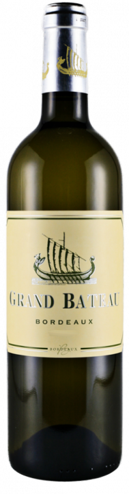Grand Bateau Blanc, 0.75 л., 2016 г.