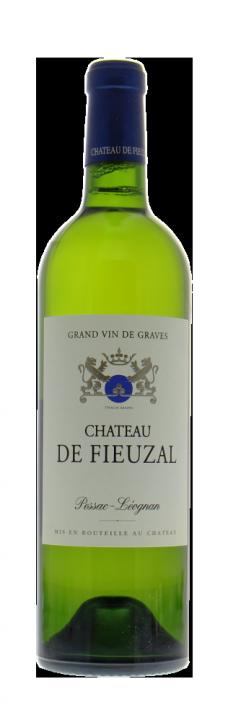 Chateau de Fieuzal Blanc, 0.75 л., 2014 г.