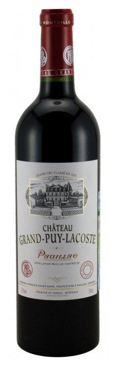 Chateau Grand-Puy-Lacoste, 0.75 л., 2000 г.