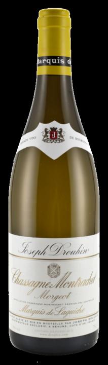 """Chassagne-Montrachet Premier Cru """"Morgeot"""" Marquis de Laguiche, 0.75 л., 2014 г."""