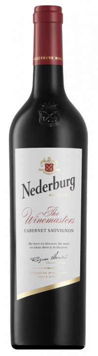 Nederburg Cabernet Sauvignon Winemaster's Reserve, 0.75 л., 2015 г.