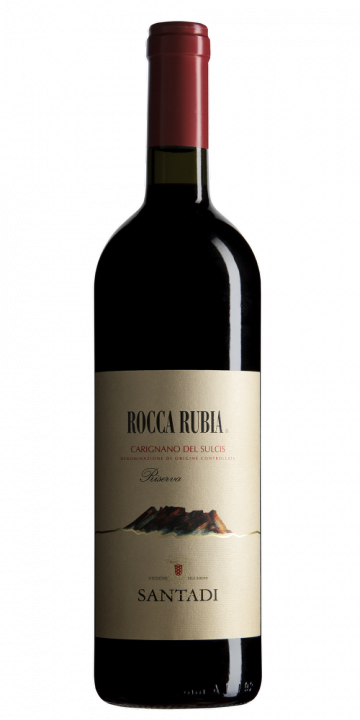 Rocca Rubia, 0.75 л., 2014 г.