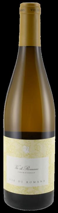Vie di Romans Chardonnay, 0.75 л., 2016 г.