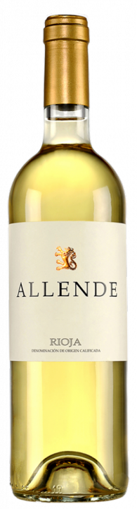 Allende Blanco, 0.75 л., 2012 г.