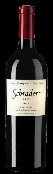 Schrader LPV Cabernet Sauvignon, 0.75 л., 2012 г.