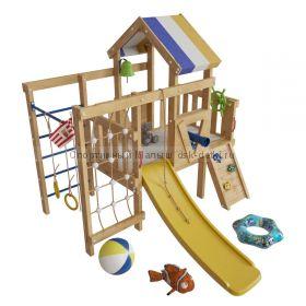 Детский игровой чердак Немо
