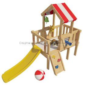 Детский игровой чердак Венди