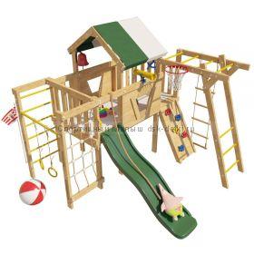 Детская игровая кровать-чердак Патрик