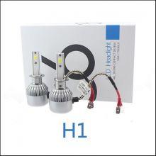 Светодиодные лампы головного света С6 H1