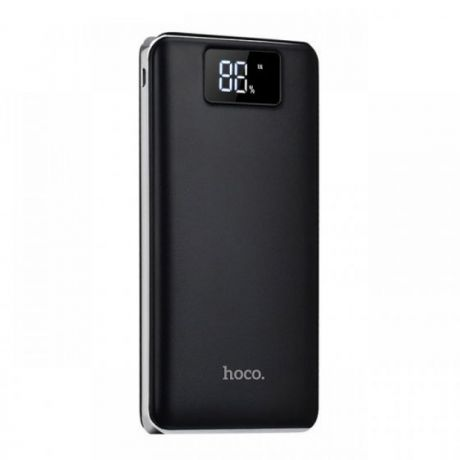 Портативное зарядное устройство HOCO B23B-20000 mAh USB 2,1A + 2,1A + 1A.