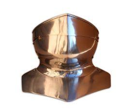 Горжет с подвижным сегментом под шлем Салад