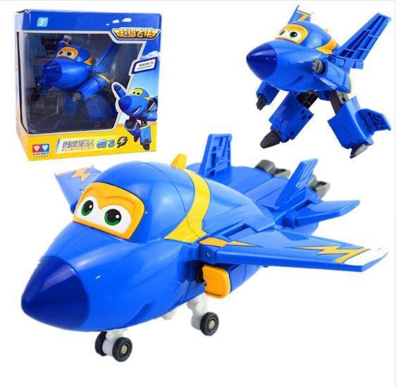 Игрушка-трансформер Супер-крылья, Спасатель Джером