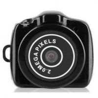 Самая маленькая видеокамера в мире MINI CAMCORDER Y2000 (3)