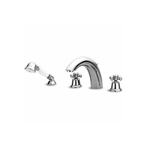 Смеситель на борт ванны Zucchetti Delf Z46246 ФОТО