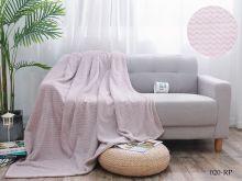 Плед велсофт Royal  plush 2-спальный 180*200  Арт.180/020-RP