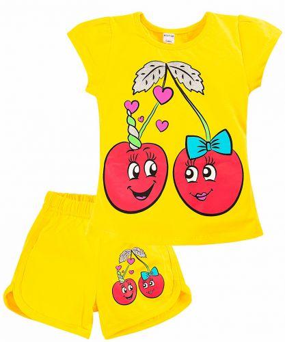 Комплект для девочек 4-8 лет BK005GL8
