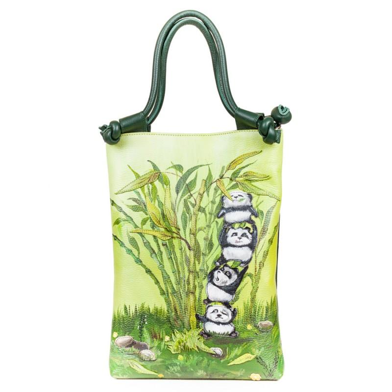 Средняя сумка Панды >Артикул: AA120135