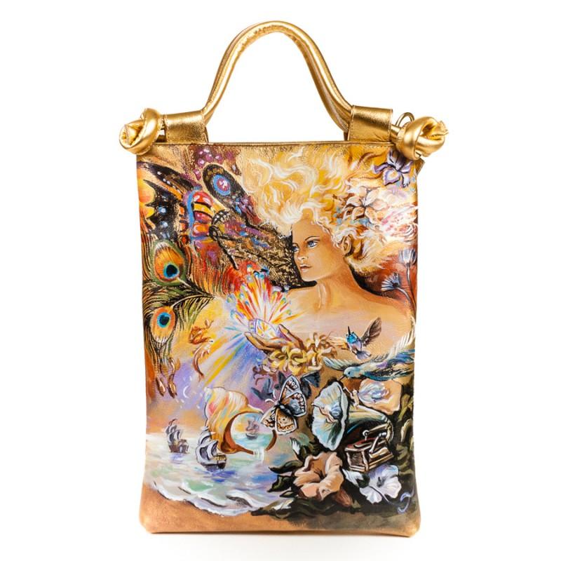 Средняя сумка Морская нимфа >Артикул: AA120101