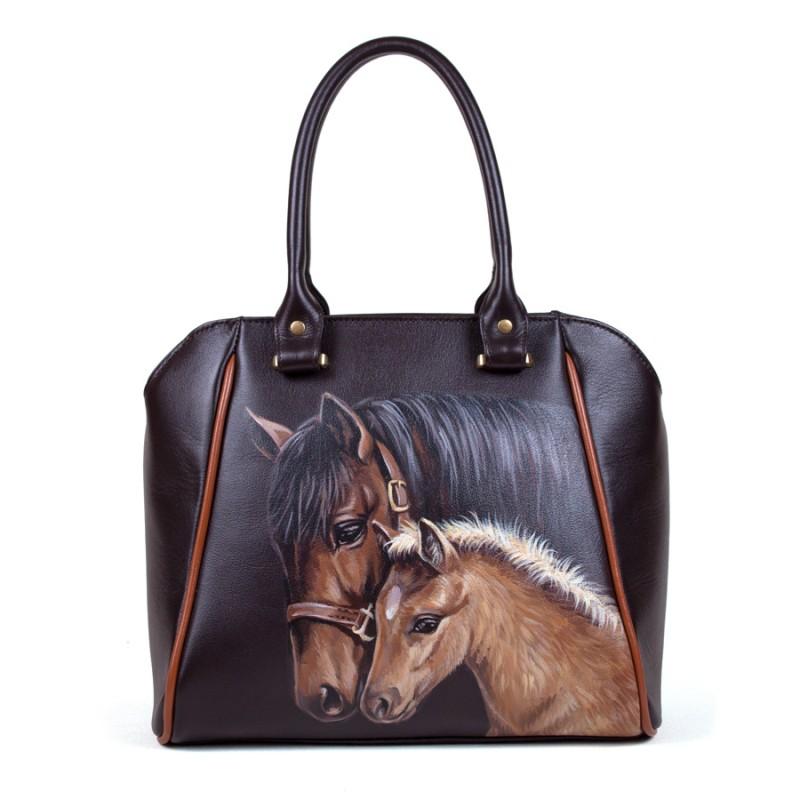 Средняя сумка Лошадки >Артикул: AA230021