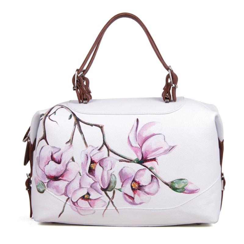 Средняя сумка Цветущая Орхидея >Артикул: AA160041