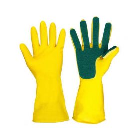Перчатка для мытья посуды
