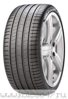 PIRELLI P-ZERO LUXURY SALOON 235/55R18 100V VOL