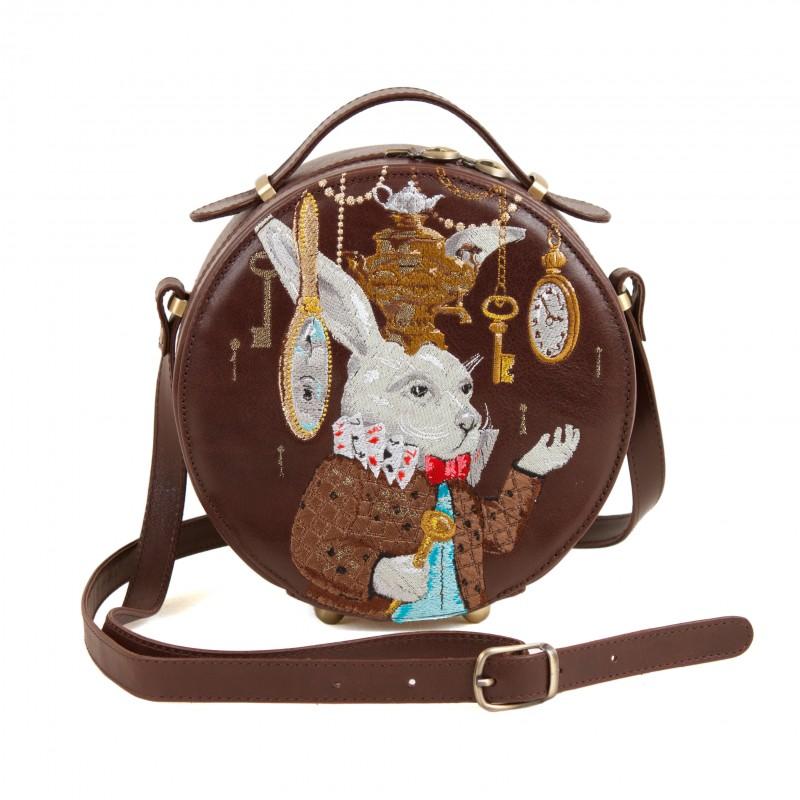 Сумочка кроссбоди Белый кролик >Артикул: AE200022