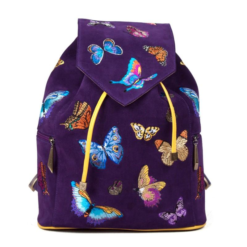 Женский рюкзак Бабочки >Артикул: AF020272
