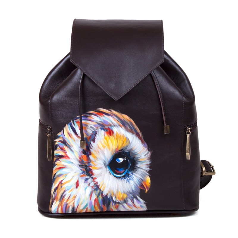 Женский рюкзак Совка >Артикул: AF020251