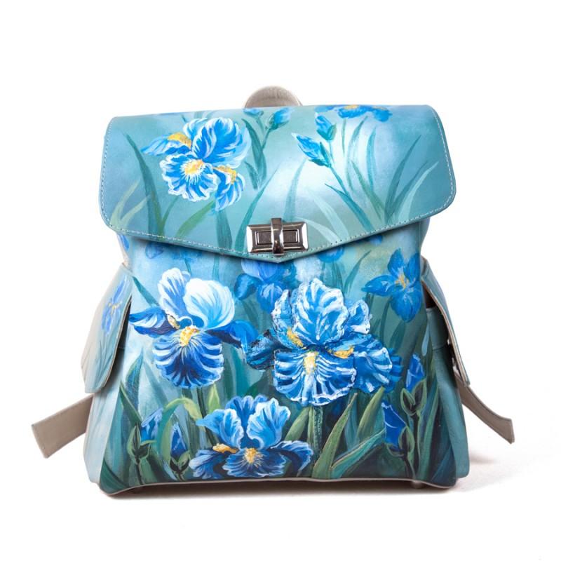 Женский рюкзак Ирисы >Артикул: AF010281