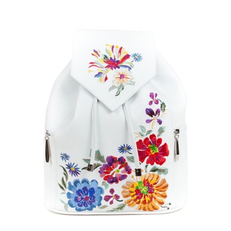 Женский рюкзак Цветочный >Артикул: AF010392