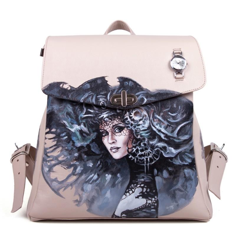 Женский рюкзак Женщина под вуалью >Артикул: AF010061