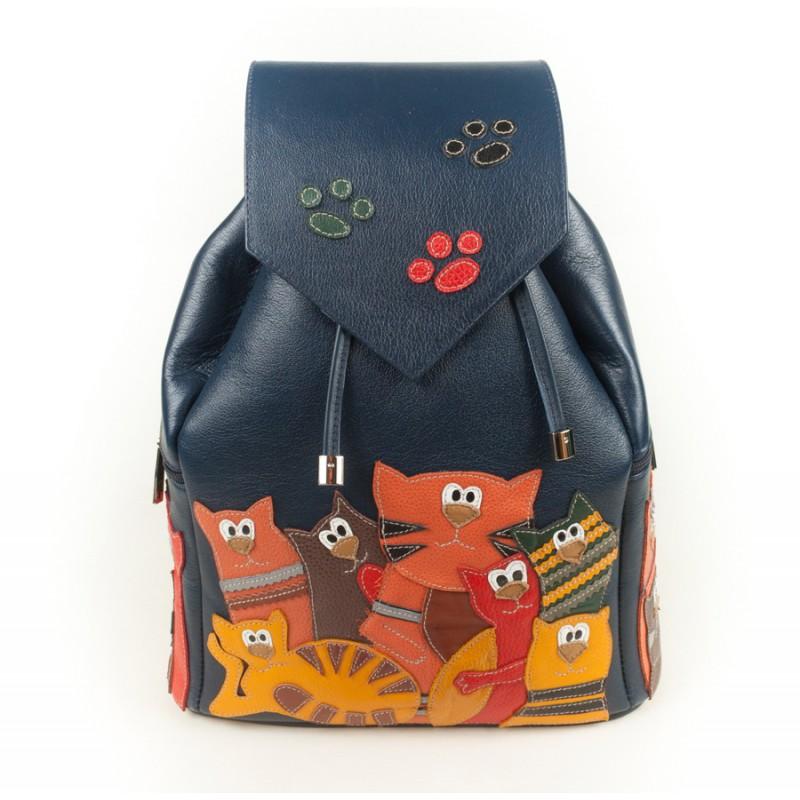 Женский рюкзак Банда котов >Артикул: AF020183