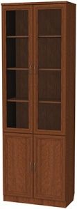 Шкаф для книг (модуль 206) дуб
