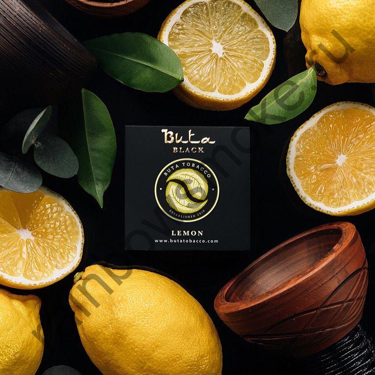 Buta Black 100 гр - Lemon (Лимон)