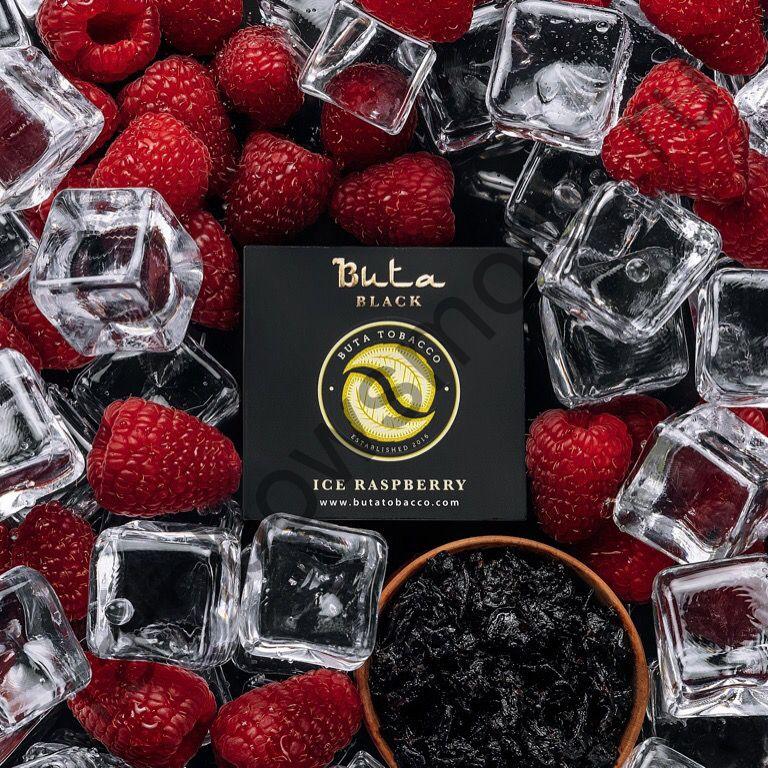 Buta Black 100 гр - Ice raspberry (Ледяная Малина)