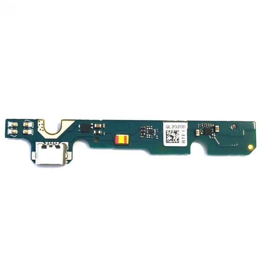 Нижняя плата с разъемом зарядки и микрофоном для Huawei MediaPad M3 Lite (8.0'') (Original)