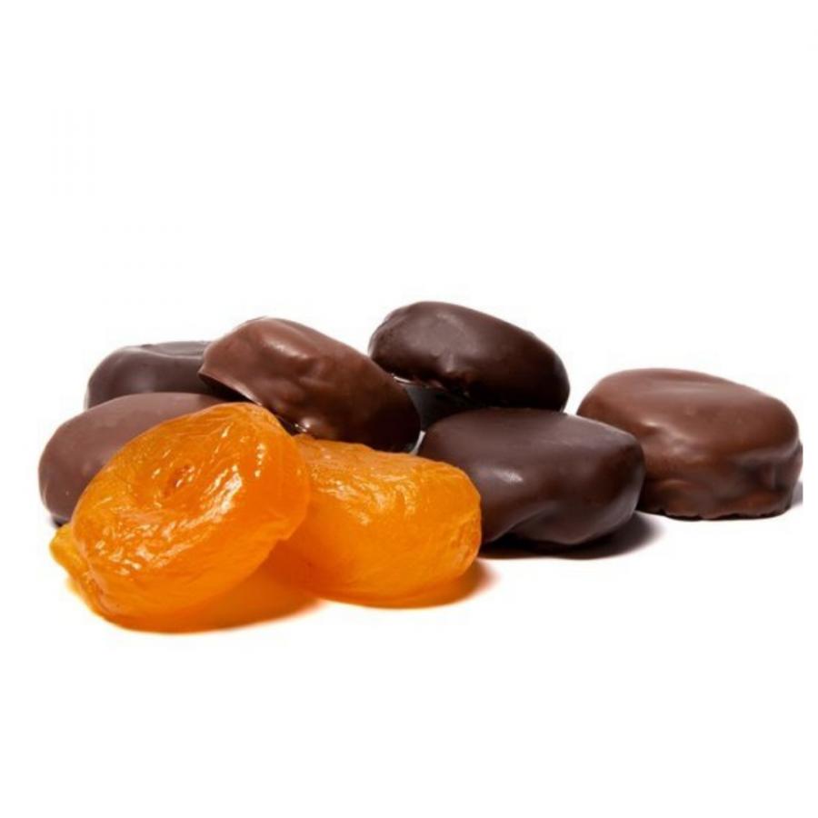 Курага в шоколаде