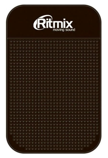 Коврик-держатель для смартфонов Ritmix RCH-003 Black