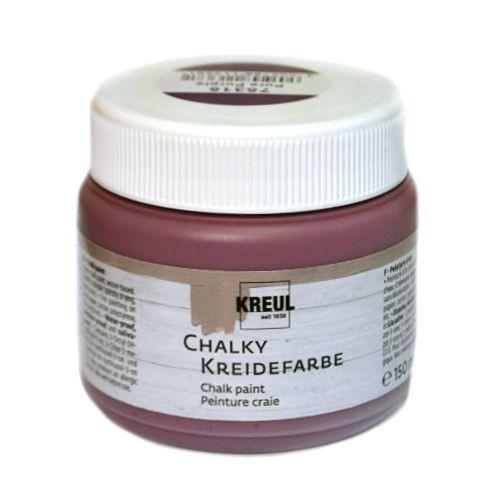 Краска меловая Chalky Kreidefarbe, Pure Purle (Чистый пурпур), 150 мл