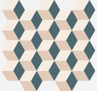 Элемент Мозаика Куб Колд 30,5х33