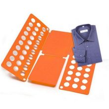 Рамка для складывания взрослой одежды Clothes Folder (Клозес Фолдер), Цвет: Оранжевый