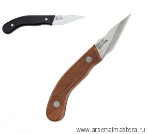 Нож-косяк японский MIKI JAPAN 170х23х3мм двусторонняя заточка 700445 DICTUM М00007334