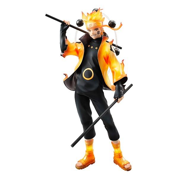 Аниме фигурка Naruto Shippuden - Узумаки Наруто Uzumaki Naruto Rikudou Sennin