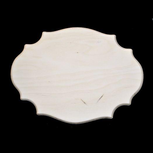 Панно ажурное с фаской, 35*26 см
