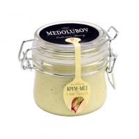 Крем-мёд Medolubov c фисташкой 250мл бугель