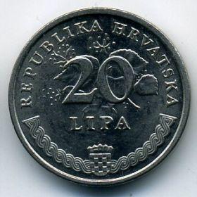 Хорватия 20 лип 2005