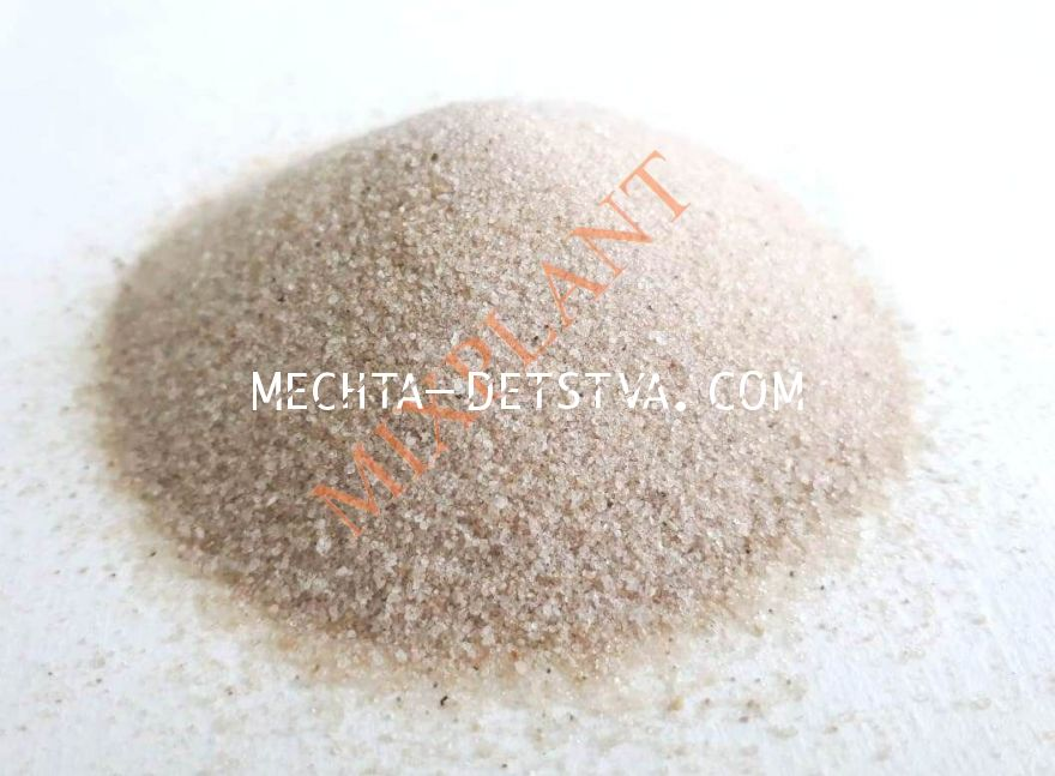 Кварцевый песок Mixplant