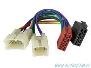 Aura AWH-TY01 ISO переходник  (TOYOTA / LEXUS / DAIHATSU)
