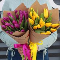 Тюльпаны по 17 шт